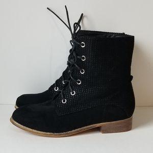 Catherine Malandrino Womens Ankle Boots